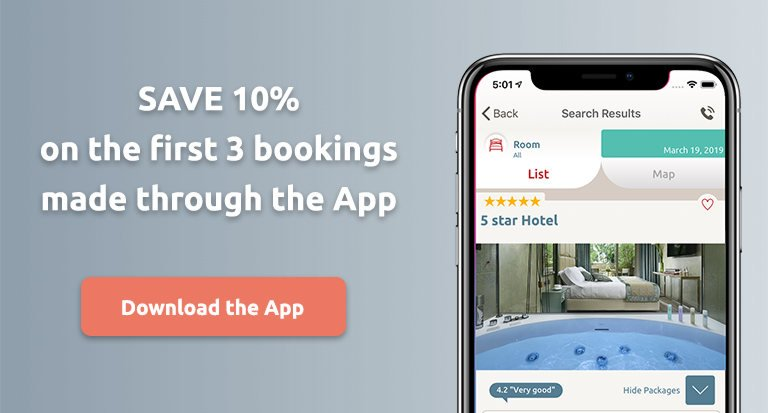 Day Use Hotels: Rooms and Services at -75% | DayBreakHotels