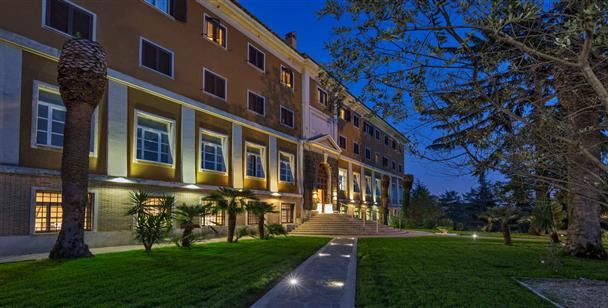 Hotel Roma Vicino Foro Italico